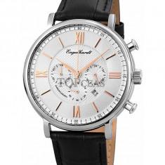 Ceas de lux Engelhardt Raymond Steel Silver, original, nou, cu factura si garantie! - Ceas barbatesc Engelhardt, Lux - elegant, Quartz, Otel