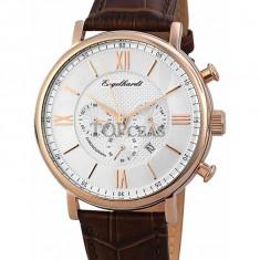Ceas de lux Engelhardt Raymond Rose Gold Silver, original, nou, cu factura si garantie! - Ceas barbatesc Engelhardt, Lux - elegant, Quartz
