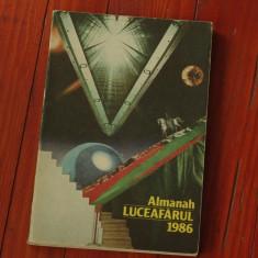 Almanah Luceafarul 1986