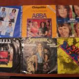 Colectie discuri vinil single Pepita unguresti 24 bucati