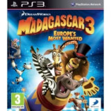 Madagascar 3 Europe's most wanted PS3, Arcade, 3+, Single player