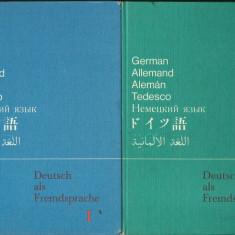 Deutsch als Fremdsprache- aufbaukurs, vol I si II - Curs Limba Germana Altele