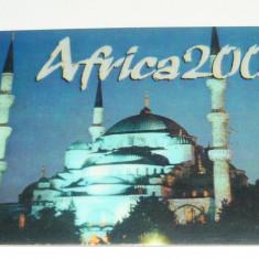 Cartela telefonica - TURISM - AFRICA 2000 - NOCTURN - FRANTA - 2+1 gratis toate produsele la pret fix - CHA1100 - Cartela telefonica straina