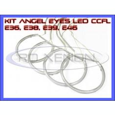 KIT INELE ANGEL EYE EYES CCFL NEON - BMW E36, E38, E39, E46