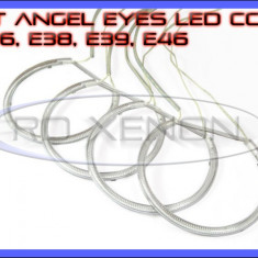 KIT INELE ANGEL EYE EYES CCFL NEON - BMW E36, E38, E39, E46, Universal, ZDM