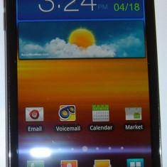 GALAXY S2 PLUS ROOTAT UNLOCK EXCELENT SUPERB!!! - Telefon mobil Samsung Galaxy S2 Plus, Albastru, Neblocat