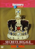 Secrete regale Ucigasii Nebuni Desfrau Sarutul mortii dvd Discovery Channel, Romana