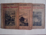 Mathias Sandorf (3 volume) - Jules Verne / R4P4F