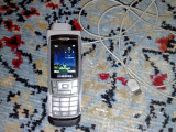 TELEFON MOBIL SAMSUNG D900i  DECODAT stare buna de functionare, 2GB, Gri, Neblocat