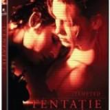 Tentatie Tempted thriller erotic, DVD, Romana