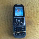 TELEFON MOBIL SAMSUNG SGH- D600 DECODAT STARE BUNA - Telefon Samsung, Negru, Nu se aplica, Neblocat, Single SIM, Fara procesor