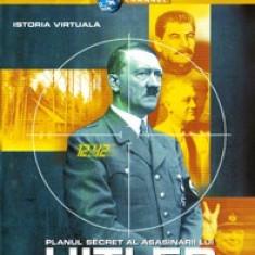 Planul secret al asasinarii lui Hitler dvd documentar Discovery Channel - Film documentare discovery channel, Romana