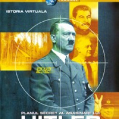Planul secret al asasinarii lui Hitler dvd documentar Discovery Channel - Film documentare discovery channel, Romana