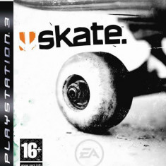 PE COMANDA Skate PS3 - Jocuri PS3 Electronic Arts, Sporturi, 16+, Single player