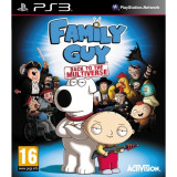 Family Guy Back to the Multiverse PS3 XBOX360 - Jocuri PS3 Activision, Actiune, 16+, Single player