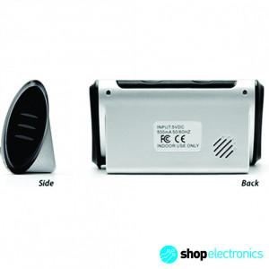 CEAS de Birou cu Camera Spion HD720 Spy, Card 16GB GRATUIT, Senzor de miscare!
