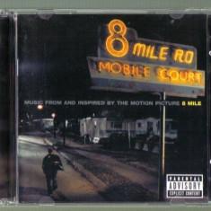 Eminem - 8 Mile Soundtrack CD