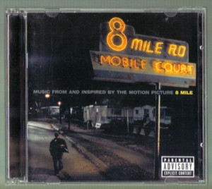 Eminem - 8 Mile Soundtrack CD