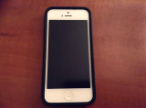 Vand iphone 5 32gb white, Alb, Neblocat, Apple