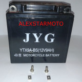 BATERIE / ACUMULATOR MOTO - SCUTER ATV 12V(VOLTI) 9A (AMPERI) GEL-inalta - Baterie Moto