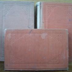 LA MEDELENI, VOL. 1, 2, 3 (1927) - IONEL TEODOREANU