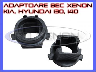 ADAPTOR - ADAPTOARE BEC XENON H7 KIA, HYUNDAI I30, I40 foto