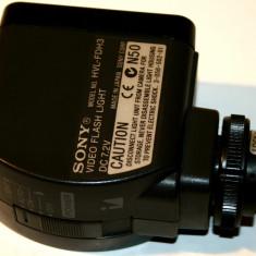 PROIECTOR CU BLITZ SONY HVL- FDH3 - Lampa Camera Video