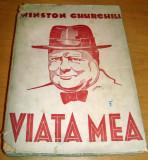 VIATA MEA - Winston Churchill, Alta editura