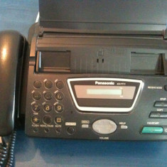 Fax Panasonic - Telefon fix