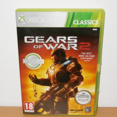 Joc Xbox 360 / Xbox One - Gears of War 2, Shooting, 18+, Single player