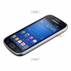 Samsung galaxy trend-lite(gt s7390) ...vand sau schimb - Telefon mobil Samsung Galaxy Trend Lite, Negru, Neblocat