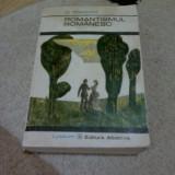 Dumitru Popovici-Romantismul romanesc - Eseu