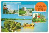 #carte postala(ilustrata)- NEPTUN -Mangaliqa Nord