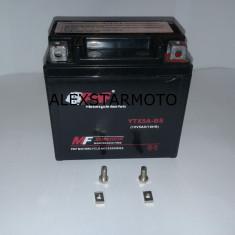BATERIE ACUMULATOR MOTO - SCUTER ATV 12V VOLTI  5A AMPERI GEL- joasa