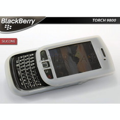 Husa silicon Blackberry Torch 9800 + expediere gratuita Posta - seel by PHONICA