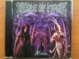 CRADLE OF FILTH - MIDIAN, CD original Music From Nations, in stare foarte buna