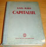 CAPITALUL - Karl Marx / Vol. I, Alta editura