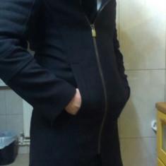 Palton Zara Man Nou Marimea M (38-40) - Palton barbati Zara, Marime: M, Culoare: Negru, M