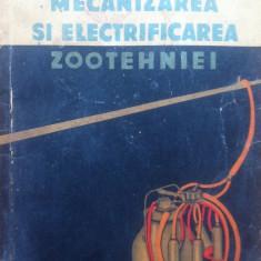 MECANIZAREA SI ELECTRIFICAREA ZOOTEHNIEI - M. Stanciulescu - Carti Zootehnie