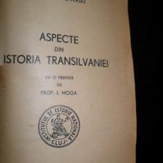 Aspecte din istoria Transilvaniei, Marina Lupas Vlasiu, 1945 - Istorie