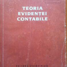 TEORIA EVIDENTEI CONTABILE - Carte Contabilitate