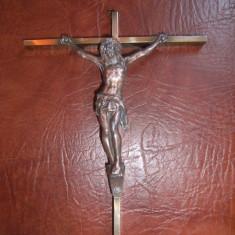 Crucifix din alama