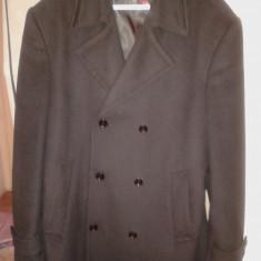 Palton Barbati Volanti, Marime: XXL, Culoare: Negru, XXL, Lana