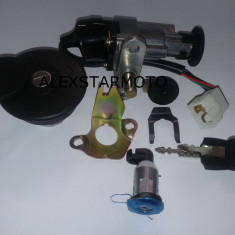 CONTACT SCUTER COMPLET GY 50-250CC CHINA 4T - Contact Pornire Moto