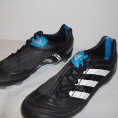 Ghete fotbal Adidas Predator, 36, Negru, Copii