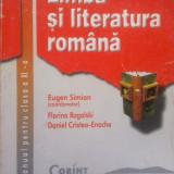 LIMBA SI LITERATURA ROMANA MANUAL PENTRU CLASA A XI-A - Eugen Simion - Manual scolar, Clasa 11