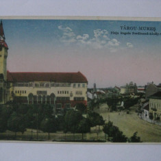 C.P.TARGU MURES DIN 1931 - Carte Postala Transilvania dupa 1918