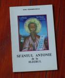 Carte ----  Sfantul Antonie de la Iezerul - Arhim. Veniamin Micle - 1994 - 62 pagini, Alta editura