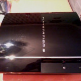 Consola Sony PlayStation 3 160GB slim black CECH-3004A