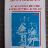 FONTENELLE - ISTORIA ORACOLELOR * CONVORBIRI DESPRE PLURALITATEA LUMILOR - IASI - 1993, Alta editura